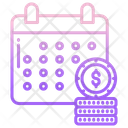 Finance Date Icon