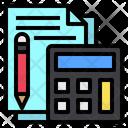 Finance Document Icon