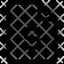 Document Dollar File Icon
