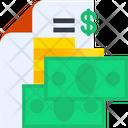 Tax Finance Money Icon