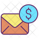 Finance Email Banking Email Dollar Email Icon