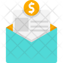 Finance Email Icon