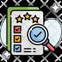 Finance Evaluation Icon
