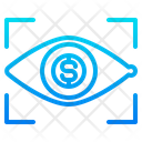 Vision Eye View Icon