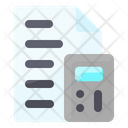 Payment Finance Finance File File Icon