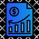 Money Document Investment Icon