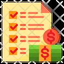 Finance File Icon