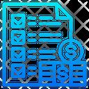 Finance File File Finance Icon