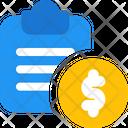 Finance File File Document Icon