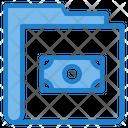 Payment Folder Business Folder Icon