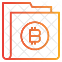 Bitcoin Payment Folder Icon