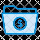 Finance Folder Folder Files Icon