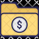 Folder Dollar Project Icon