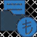 Finance Folder Finacial Folder Folder Icon