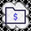 Finance Folder Money Finance Icon