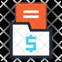 Finance Folder Finance File File Folder Icon