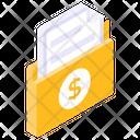 Finance Folder Business Folder Data Folder Icon