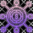 Finance Funding Icon