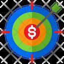 Finance Goal Icon