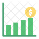 Finance Growth Growth Coin Icon