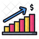 Graph Chart Analysis Icon