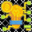 Finance Idea Idea Innovation Icon