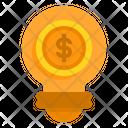 Finance Idea Money Idea Creative Icon