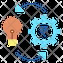 Finance Idea Investment Icon