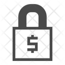 Finance Lock Financial Lock Finance Security Icon