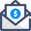 Subscribe Mail Pay Icon