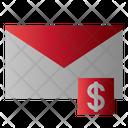 Finance Mail Icon