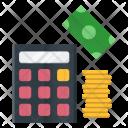 Finance management Icon
