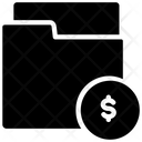 Dollar Finance Folder Icon