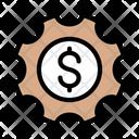 Setting Dollar Finance Icon