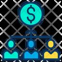 Finance Management Dollar Icon