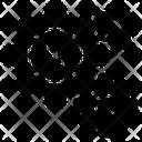 Gear Configuration Settings Icon