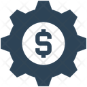 Seo Gear Business Icon