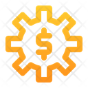 Finance Management Money Management Setting Icon