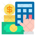 Finance Management Finance Management Icon
