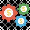 Finance Management Economy Icon