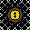 Setting Refresh Dollar Icon
