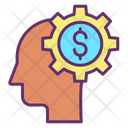 Finance Managment Business Mind Finance Mind Icon