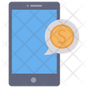 Finance Message Finance Chat Mobile Message Icon