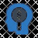 Finance Mind Icon