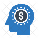 Mind Head Finance Icon