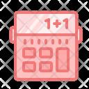 Finance Money Multiplication Icon