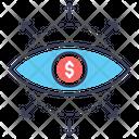 Finance Monitoring Icon