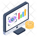 Finance Control Finance Monitoring Business Monitoring Icon