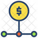 Money Businessman Project Icon