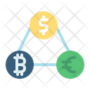Finance Network Network Coin Icon